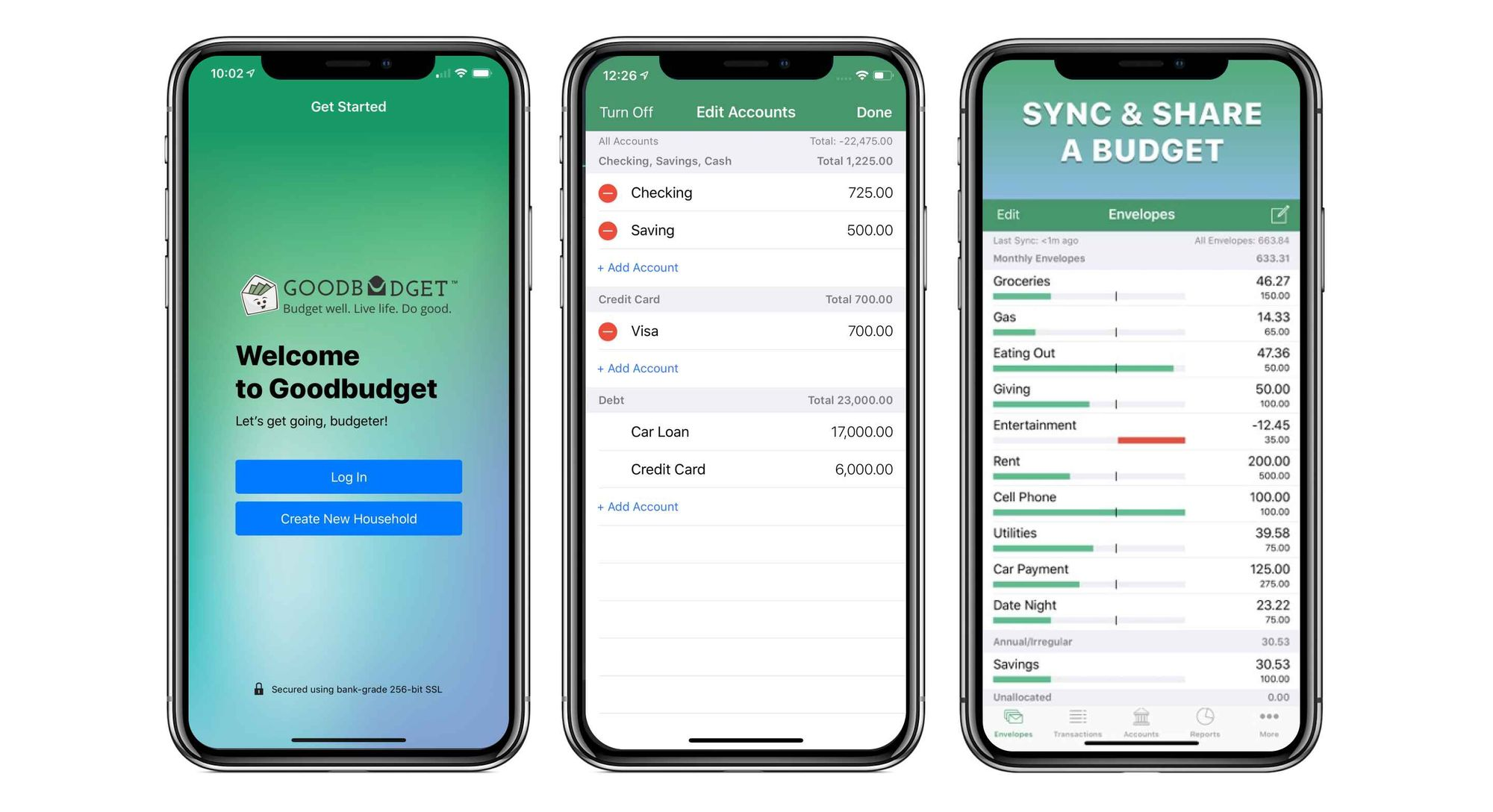 5 Best Budgeting Apps to Manage Your Personal Finances