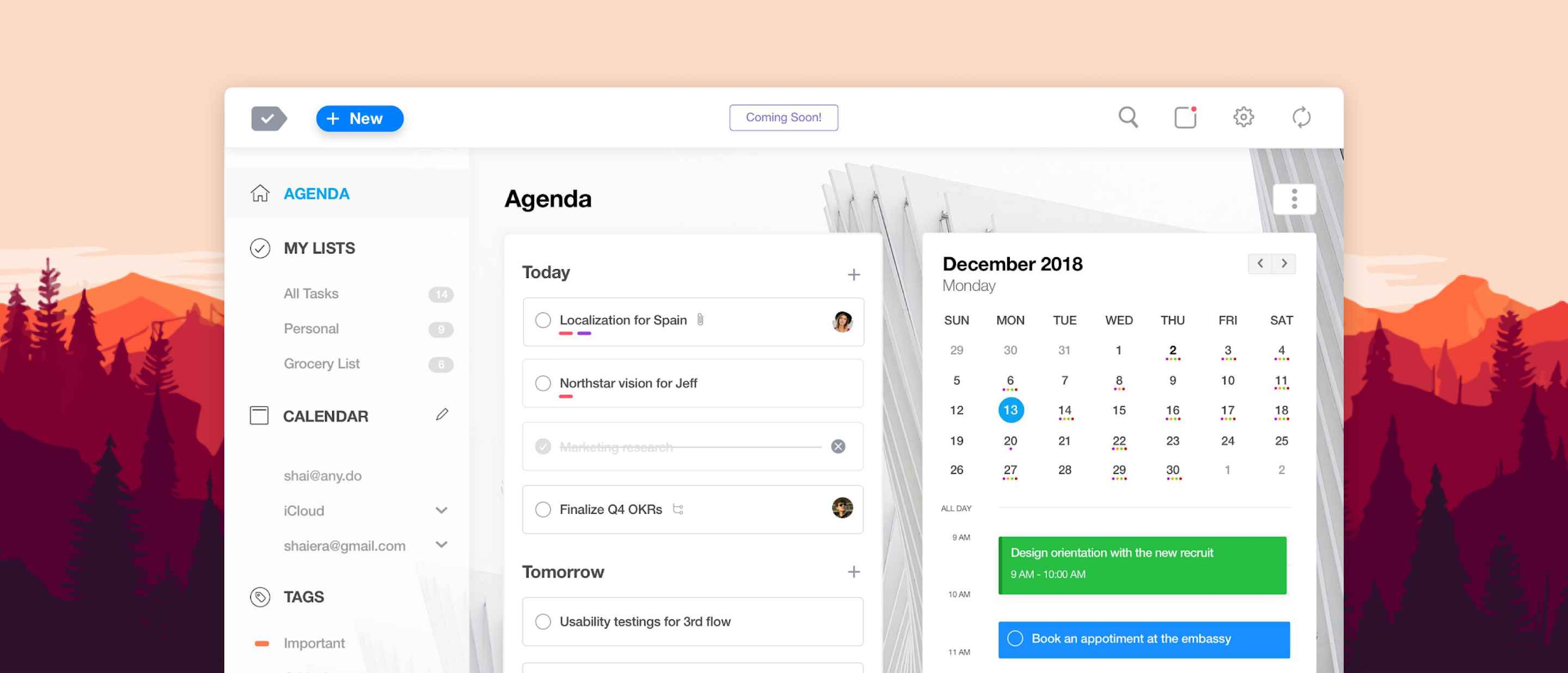 The 5 Best Calendar Apps for You in 2019
