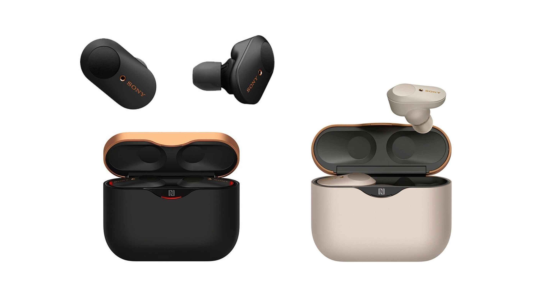 Sony-WF-1000XM3-Earbuds