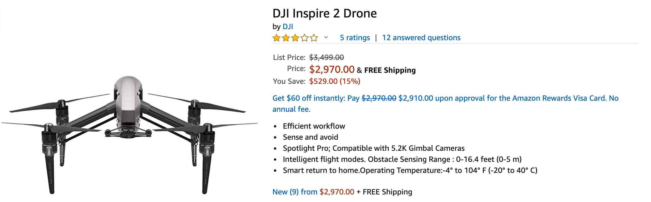 DJI-Inspire-2-Drone